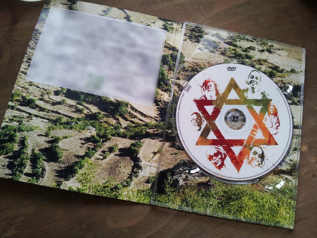 DVD envoyé hors France métropolitaine