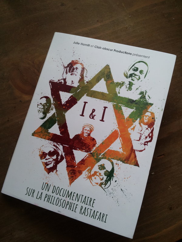 DVD sent out of France